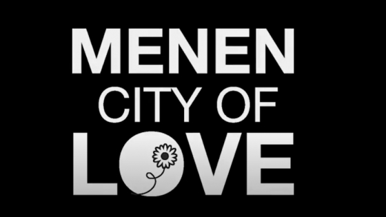 Menen city of love