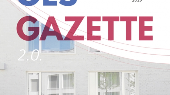 Oes Gazette 2.0 | jaargang 1 nr 2 - september - oktober - november